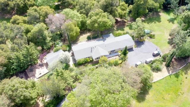Old Santa Cruz Hwy, Los Gatos, CA 95033 (#ML81838740) :: Intero Real Estate