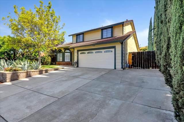 4409 Montara Dr, Antioch, CA 94531 (#ML81838744) :: Intero Real Estate