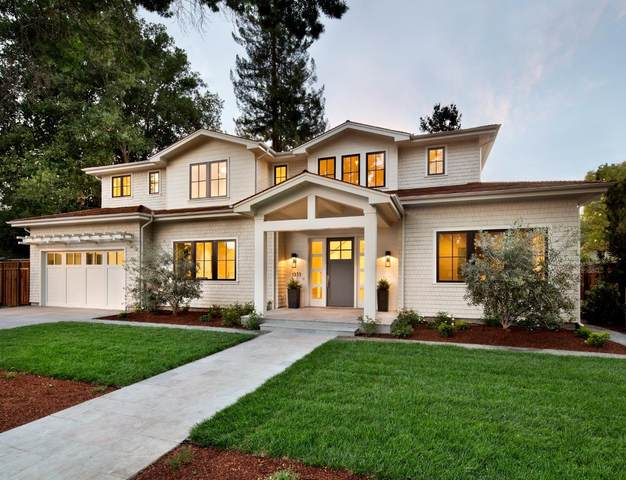 1355 Hillview Dr, Menlo Park, CA 94025 (#ML81838757) :: The Sean Cooper Real Estate Group