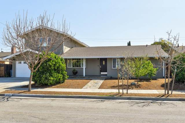 10404 Lansdale Ave, Cupertino, CA 95014 (#ML81838775) :: The Sean Cooper Real Estate Group