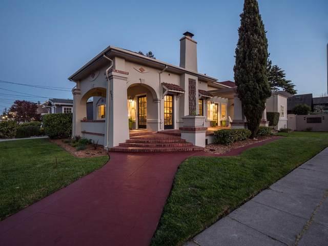 231 Otis St, Santa Cruz, CA 95060 (#ML81838783) :: The Sean Cooper Real Estate Group