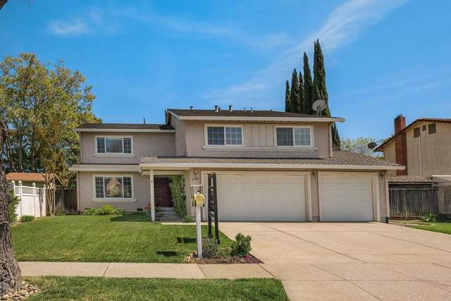 6360 Hyde Park Dr, Gilroy, CA 95020 (#ML81838829) :: The Realty Society
