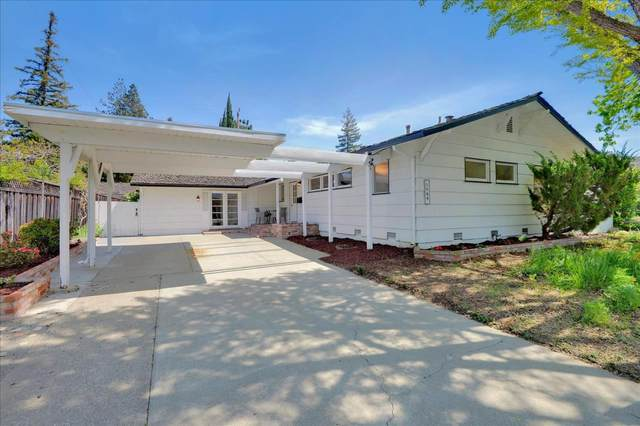 1589 Gretel Ln, Mountain View, CA 94040 (#ML81838831) :: The Kulda Real Estate Group
