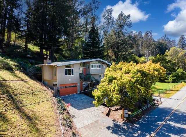 757 Pleasant Valley Rd, Aptos, CA 95003 (#ML81838833) :: Intero Real Estate