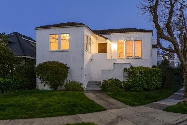 1549 Burlingame Ave, Burlingame, CA 94010 (#ML81838857) :: The Kulda Real Estate Group