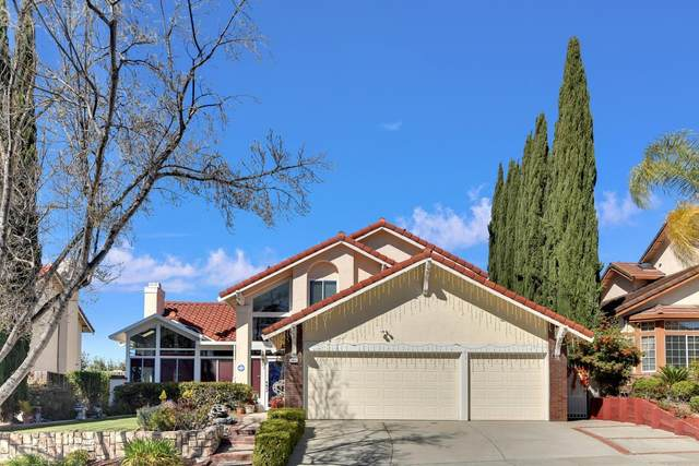 2305 Glenview Dr, Milpitas, CA 95035 (#ML81838879) :: The Sean Cooper Real Estate Group