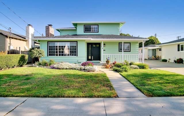 243 E Acacia St, Salinas, CA 93901 (#ML81838885) :: Robert Balina | Synergize Realty