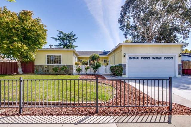10410 N Blaney Ave, Cupertino, CA 95014 (#ML81838905) :: The Realty Society