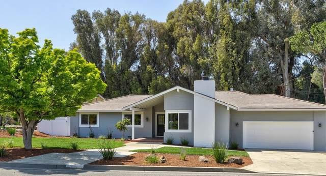 13013 Brandywine Dr, Saratoga, CA 95070 (#ML81838943) :: Intero Real Estate