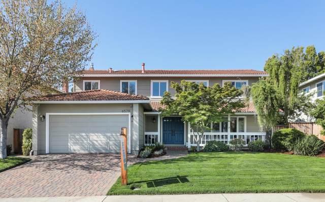 6579 Gardenoak Ct, San Jose, CA 95120 (#ML81838944) :: The Goss Real Estate Group, Keller Williams Bay Area Estates