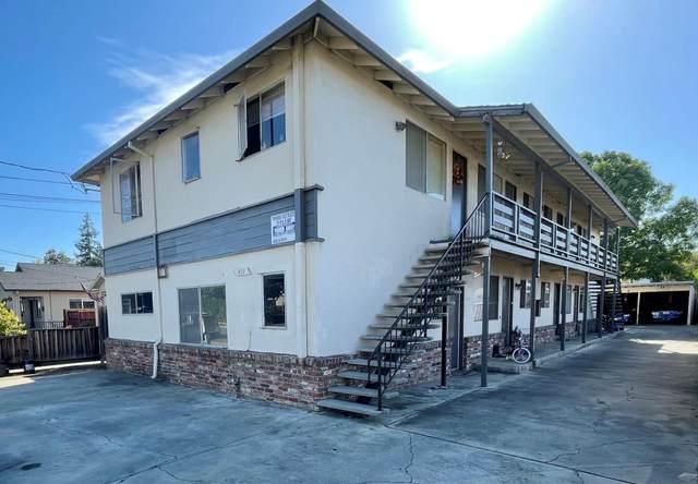 411 Clifton Ave, San Jose, CA 95128 (#ML81838947) :: Real Estate Experts