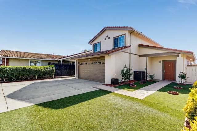 3185 Oakgate Way, San Jose, CA 95148 (#ML81838966) :: Schneider Estates