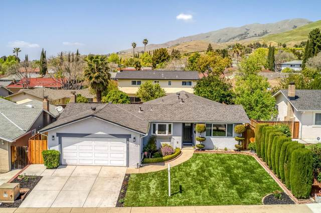 2187 Mesa Verde Dr, Milpitas, CA 95035 (#ML81838970) :: The Sean Cooper Real Estate Group