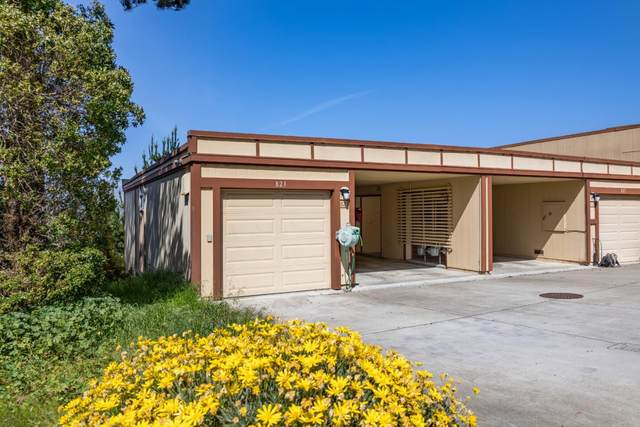 823 Stonegate Dr, South San Francisco, CA 94080 (#ML81838993) :: The Gilmartin Group