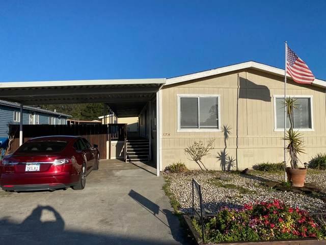 174 Canada Cove 174, Half Moon Bay, CA 94019 (MLS #ML81839011) :: Compass