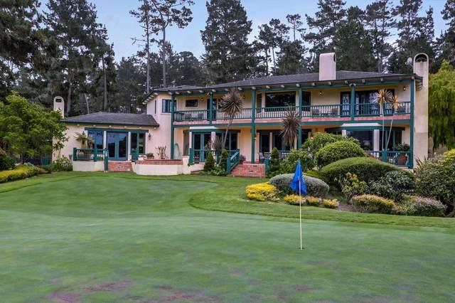 1215 Sombria Ln, Pebble Beach, CA 93953 (#ML81839060) :: Real Estate Experts