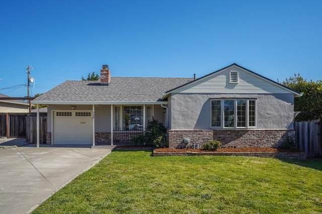 725 W Orange Ave, South San Francisco, CA 94080 (#ML81839062) :: The Gilmartin Group