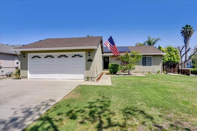 5996 Tandera Ave, San Jose, CA 95123 (#ML81839086) :: Schneider Estates