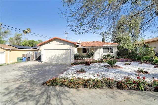 383 Gosser St, Milpitas, CA 95035 (#ML81839108) :: The Sean Cooper Real Estate Group
