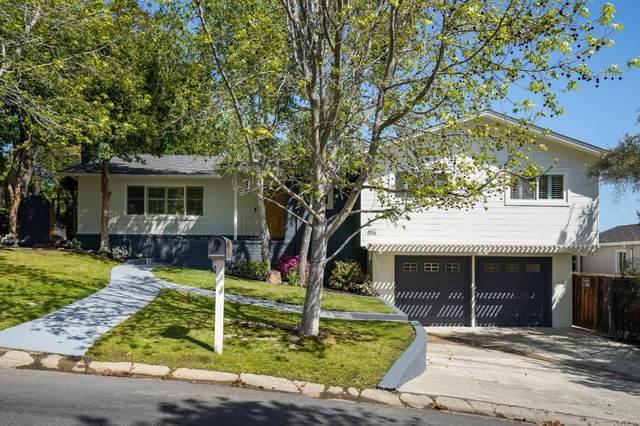 1714 Elizabeth St, San Carlos, CA 94070 (#ML81839113) :: The Sean Cooper Real Estate Group