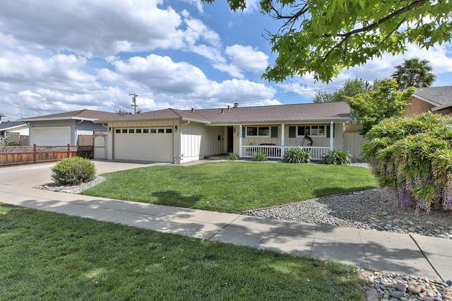 1662 Willowmont Ave, San Jose, CA 95124 (#ML81839116) :: The Goss Real Estate Group, Keller Williams Bay Area Estates