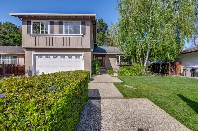 3955 Wellington Sq, San Jose, CA 95136 (#ML81839124) :: Schneider Estates