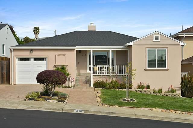 318 Northwood Dr, South San Francisco, CA 94080 (#ML81839149) :: The Gilmartin Group
