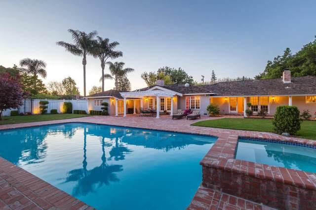 1750 Oak Ave, Los Altos, CA 94024 (#ML81839166) :: Intero Real Estate