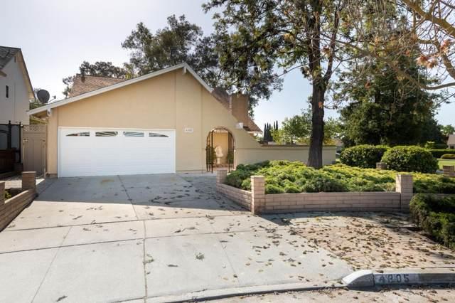 4305 Sayoko Cir, San Jose, CA 95136 (#ML81839167) :: Schneider Estates