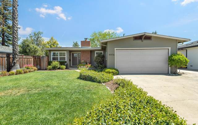4976 Adair Way, San Jose, CA 95124 (#ML81839168) :: The Goss Real Estate Group, Keller Williams Bay Area Estates