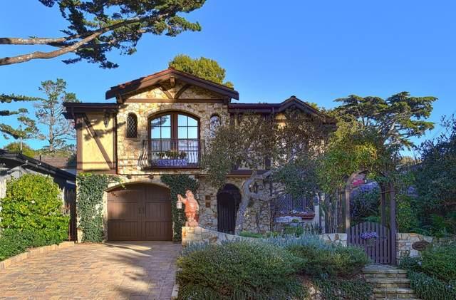 0 Carmelo 2 Se Of 13th, Carmel, CA 93921 (#ML81839174) :: Schneider Estates