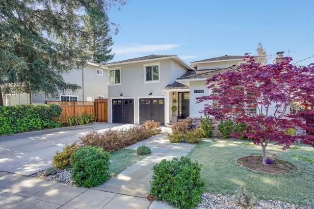 1944 Eaton Ave, San Carlos, CA 94070 (#ML81839189) :: The Gilmartin Group