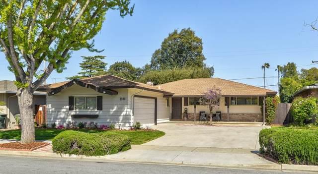 1580 Quail Ave, Sunnyvale, CA 94087 (#ML81839208) :: The Sean Cooper Real Estate Group