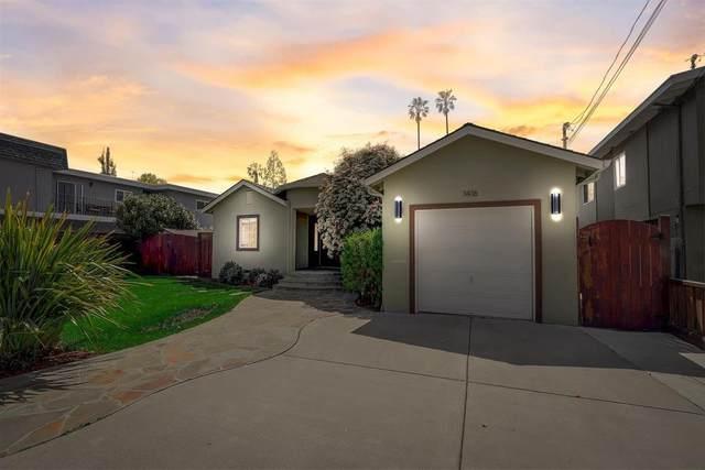1416 Oxford St, Redwood City, CA 94061 (#ML81839210) :: Intero Real Estate