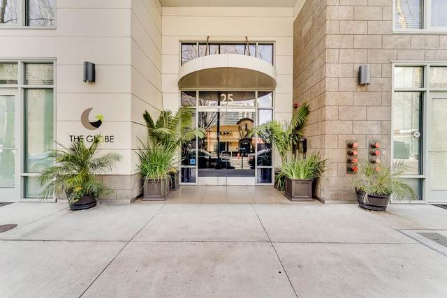 25 S 3rd St 311, San Jose, CA 95113 (#ML81839233) :: Real Estate Experts