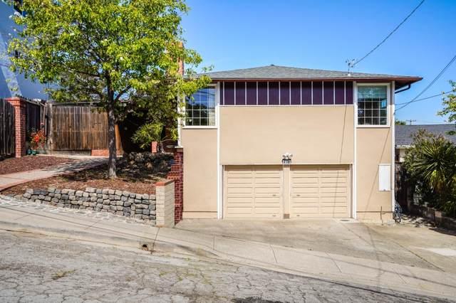 2320 Toyon Way, San Bruno, CA 94066 (#ML81839234) :: The Gilmartin Group