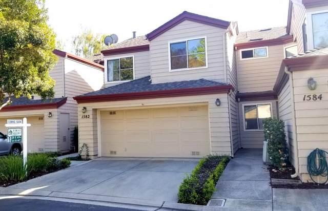 1582 Fairway Green Cir, San Jose, CA 95131 (#ML81839235) :: The Kulda Real Estate Group