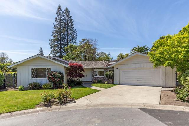 9 Wood Ln, Menlo Park, CA 94025 (#ML81839237) :: The Sean Cooper Real Estate Group