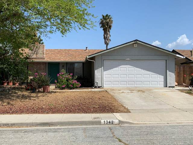 1342 Hapland Ct, San Jose, CA 95131 (#ML81839268) :: The Kulda Real Estate Group