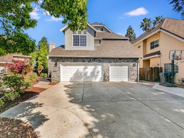 1293 Mcabee Estates Pl, San Jose, CA 95120 (#ML81839278) :: The Goss Real Estate Group, Keller Williams Bay Area Estates