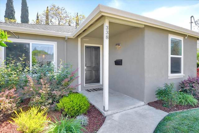 338 Orchard Ave, Sunnyvale, CA 94085 (#ML81839281) :: Intero Real Estate