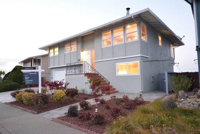146 Lassen Dr, San Bruno, CA 94066 (#ML81839291) :: The Gilmartin Group