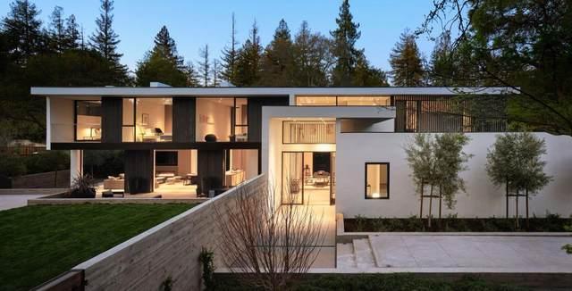 10 Atherton Ave, Atherton, CA 94027 (#ML81839296) :: Real Estate Experts