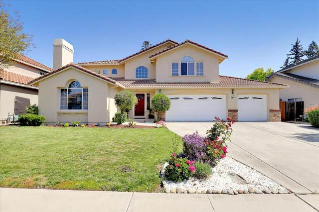 260 Berkshire Dr, Morgan Hill, CA 95037 (#ML81839317) :: The Sean Cooper Real Estate Group