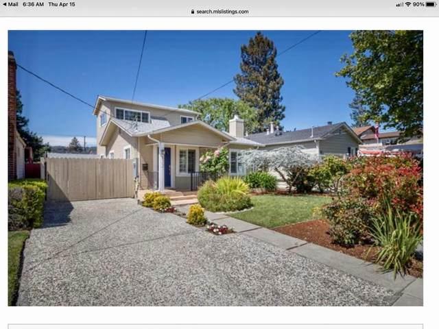 522 Ruby St, Redwood City, CA 94062 (#ML81839327) :: Alex Brant