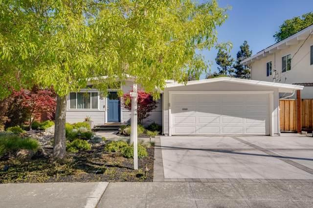 49 Lorelei Ln, Menlo Park, CA 94025 (#ML81839331) :: The Sean Cooper Real Estate Group