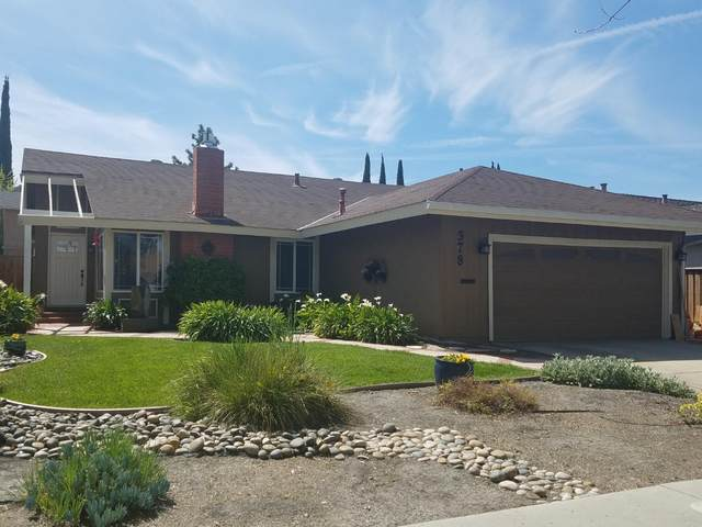 378 Allegan Cir, San Jose, CA 95123 (#ML81839338) :: Intero Real Estate