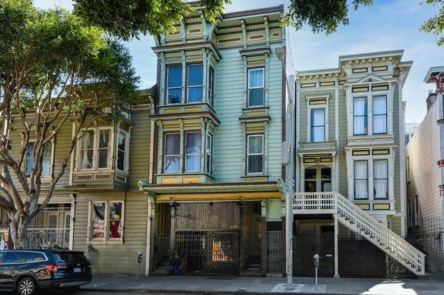 3159-3163 24th St, San Francisco, CA 94110 (#ML81839339) :: The Gilmartin Group