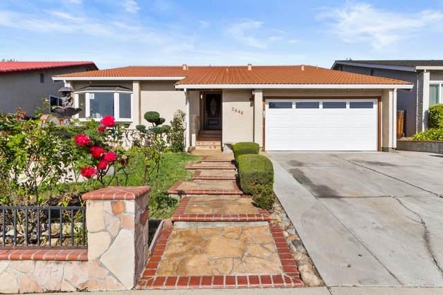 2646 Norcross Dr, San Jose, CA 95148 (#ML81839342) :: The Sean Cooper Real Estate Group
