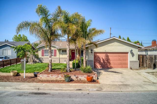 125 Casper St, Milpitas, CA 95035 (#ML81839348) :: The Sean Cooper Real Estate Group